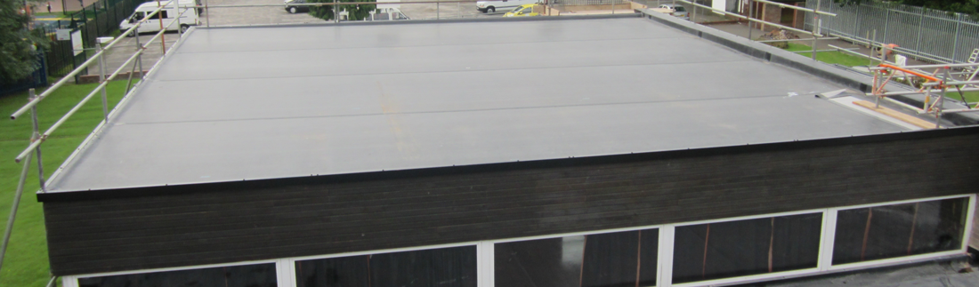 Flat Roofs, Repairs and more